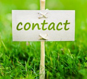 contact grass